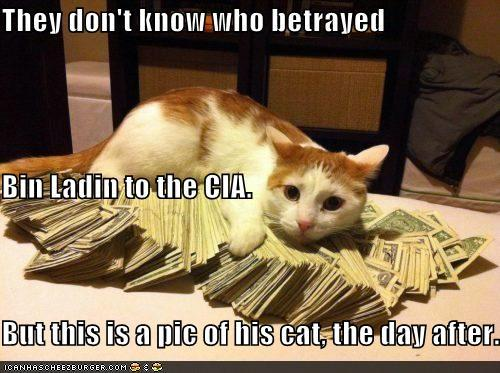 CIA Informant Kitty