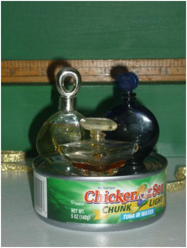 chicken of the sea bottles