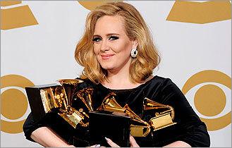 Adele-grammy