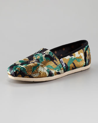 green camo monstrosity shoes