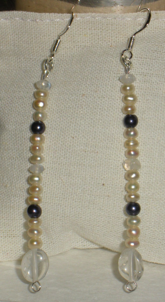 Antique, Vintage, and Semi-precious Handmade Jewelry by Kelly - FOR SALE (4/6)