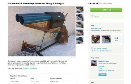 Crazy Shotgun BBQ