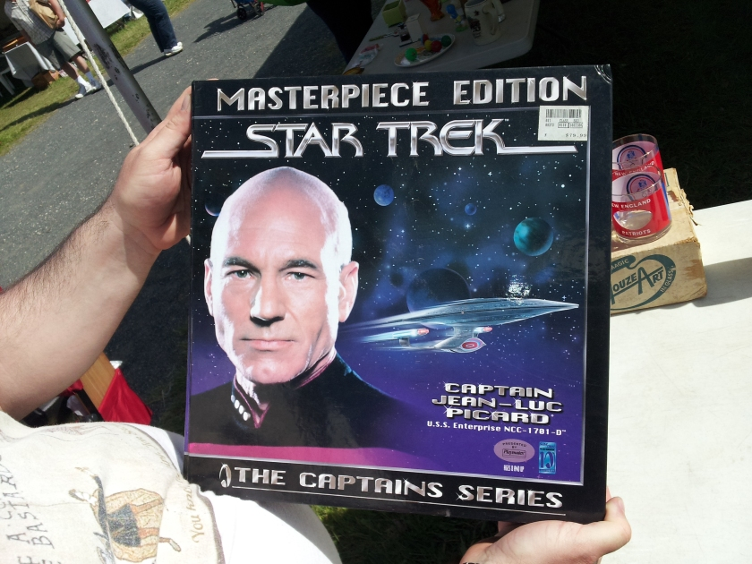 Star Trek TNG Collector's Edition Box