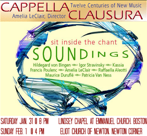 Soundings Ad with dates