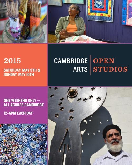 Cambridge Open Studios 2015