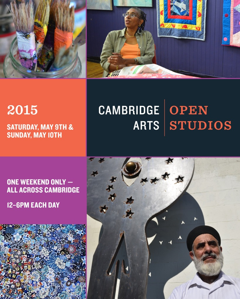 Cambridge Open Studios 2015