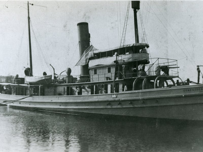 USS Conestoga, taken at San Diego in early 1921.  Note the 3 inch 50 caliber gun mounted just forward of the bridge.