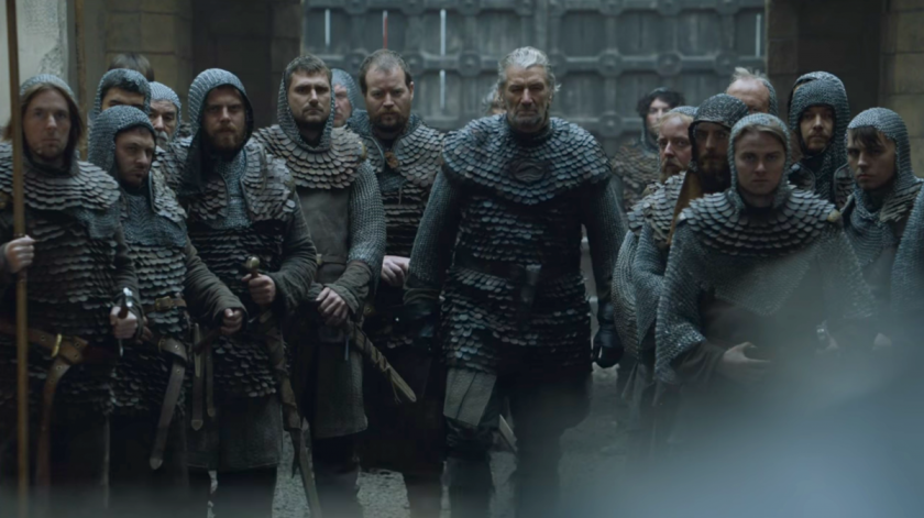 Does these guys look like they are going to give up? Hell no. I just wish I could have seen them clean the Frey's clocks a bit.