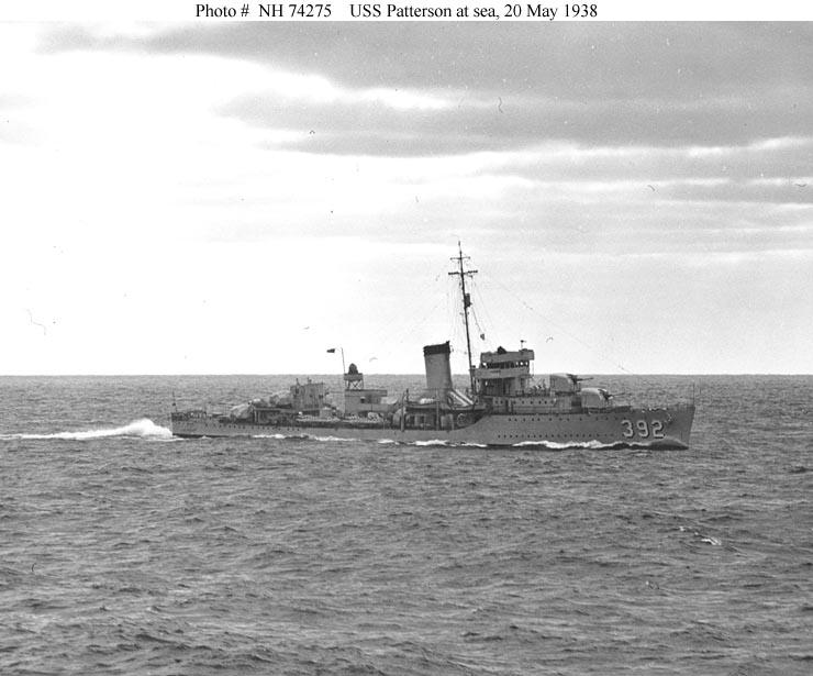 usspatterson1938