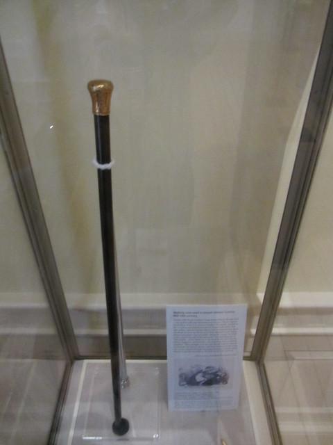 Brooks cane